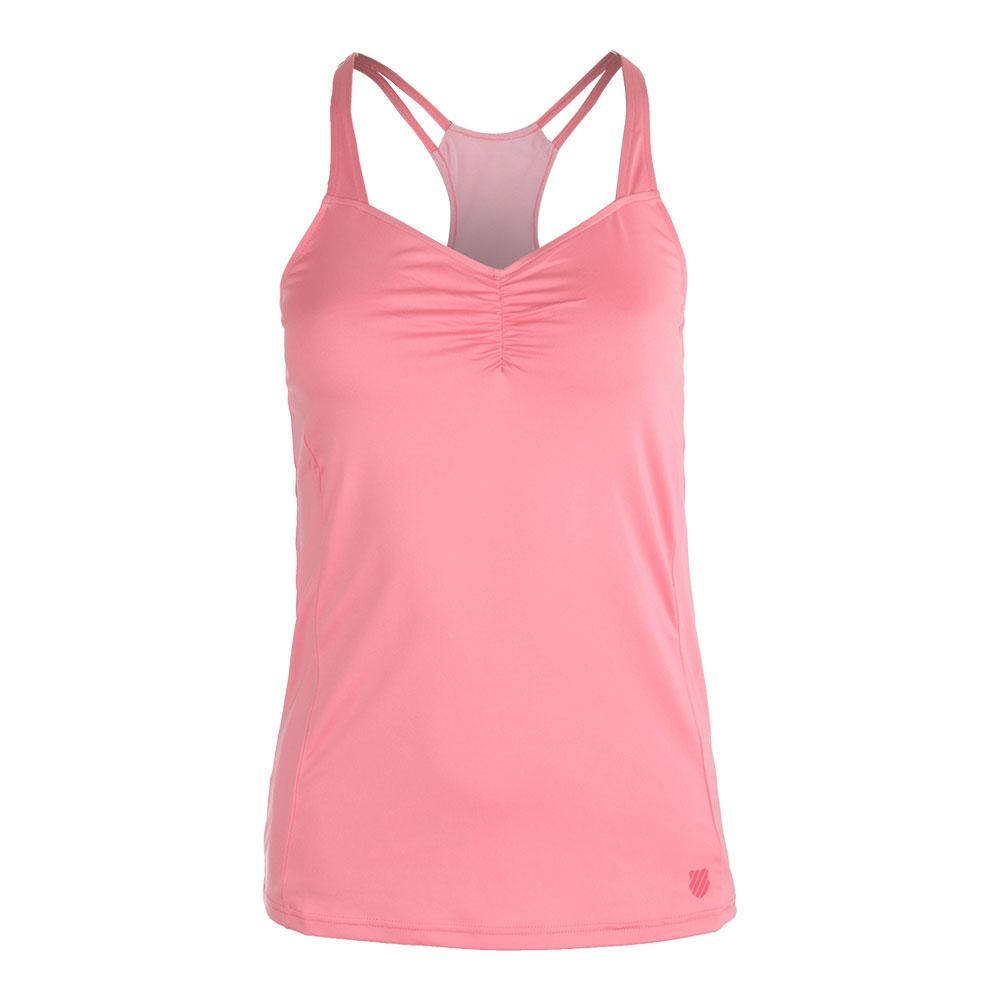 Women's Speed Tennis Tank Flamingo Pink