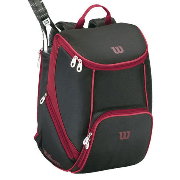 tennis backpack perfect pac silver tennis backpack click for details