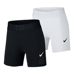 Women`s Court Power 5 Inch Tennis Short