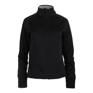 Women`s Warmup Tennis Jacket Puma Black