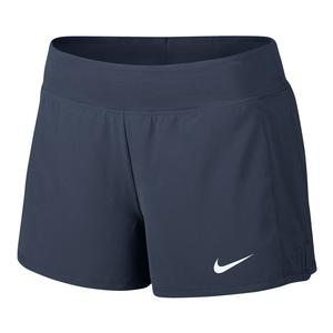 Women`s Court Flex Pure Tennis Short Thunder Blue