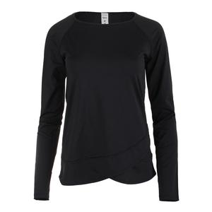Women`s Osana Long Sleeve Tennis Top