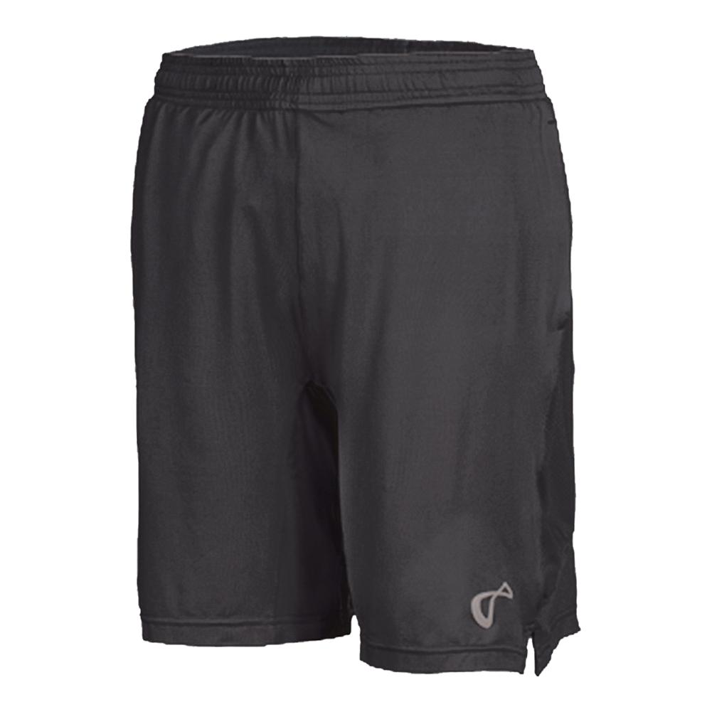Men's Hitting Tennis Short Black