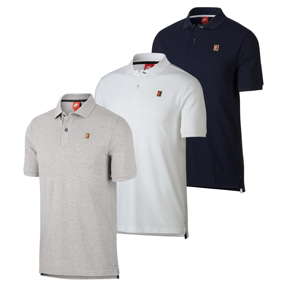 Men's Court Heritage Tennis Polo