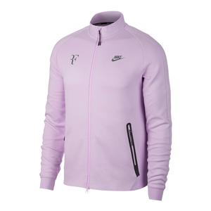 Men`s Roger Federer Court N98 Tennis Jacket Violet Mist