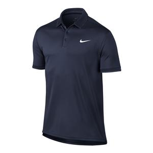 Men`s Court Dry Team Tennis Polo