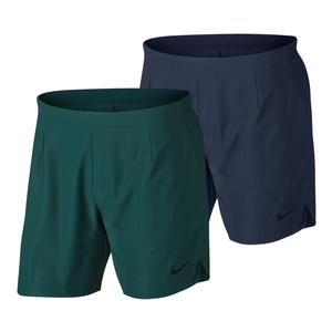 Men`s Ace 7 Inch Roger Federer Tennis Short