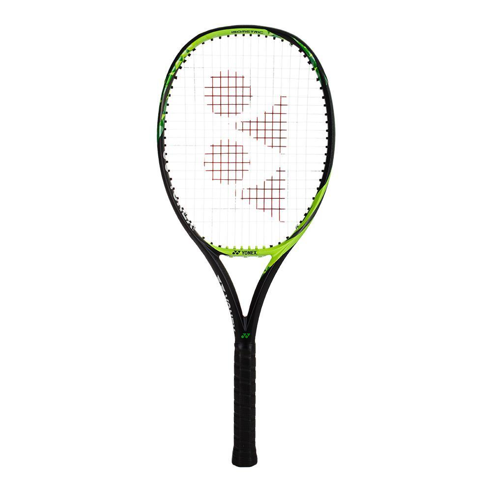 Ezone 100 Lime Green Demo Tennis Racquet 4_3/8
