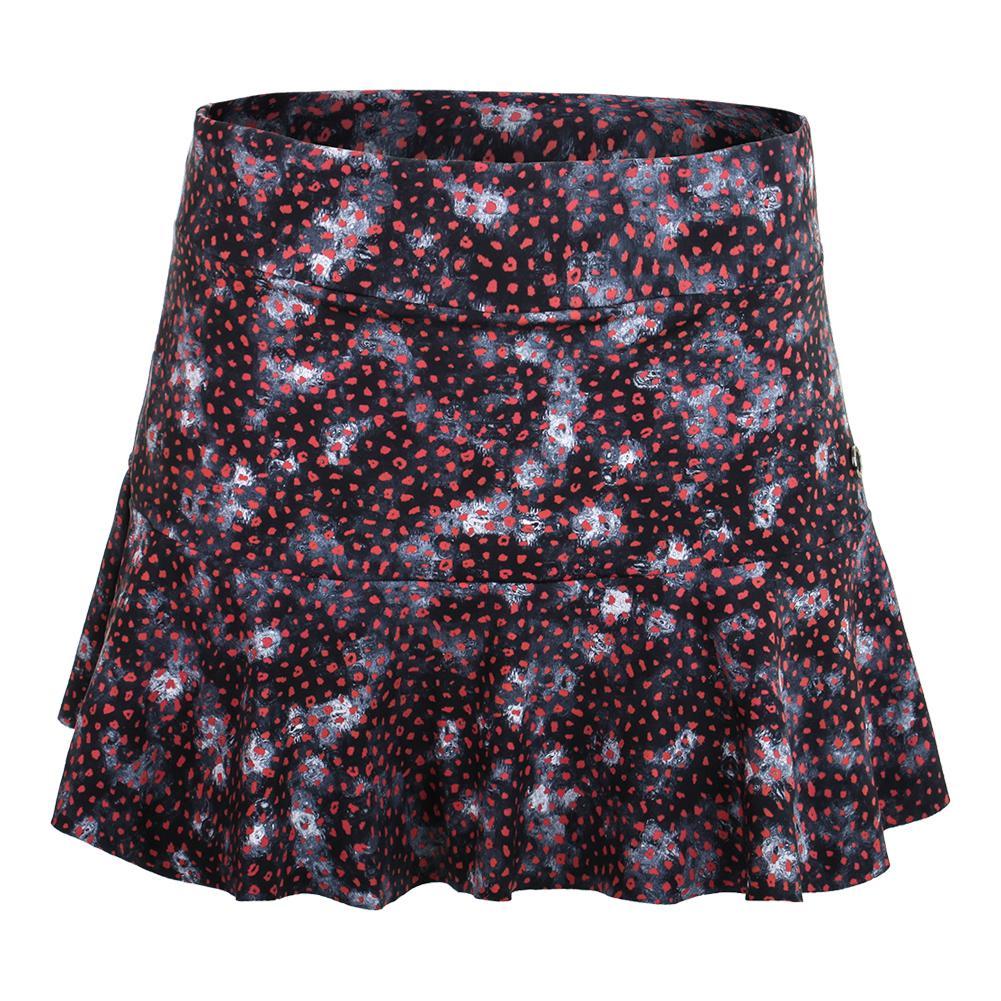 Women's Tennis Skirt Soho Print