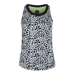 Women`s Primal Instinct Graphic Tennis Tank Print