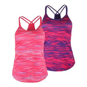 Women`s Double Up Tennis Tank