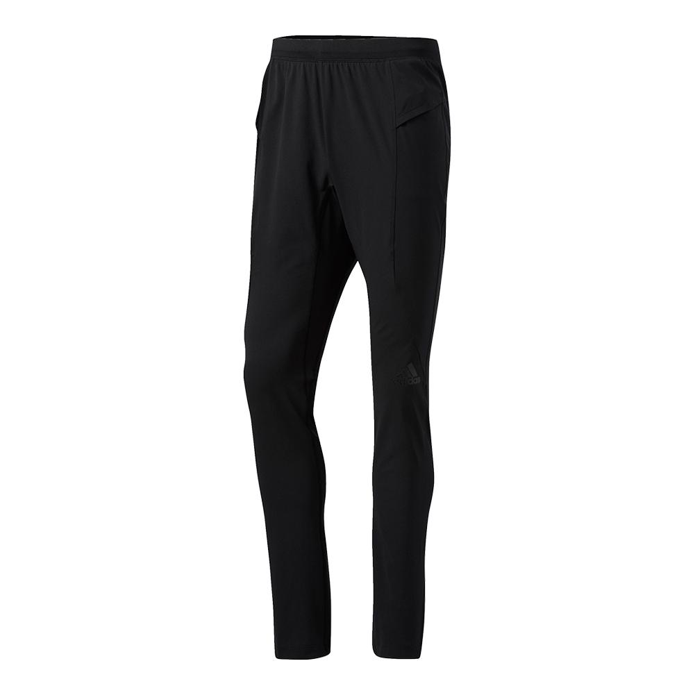 Men's Athlete Id Woven Pant Black