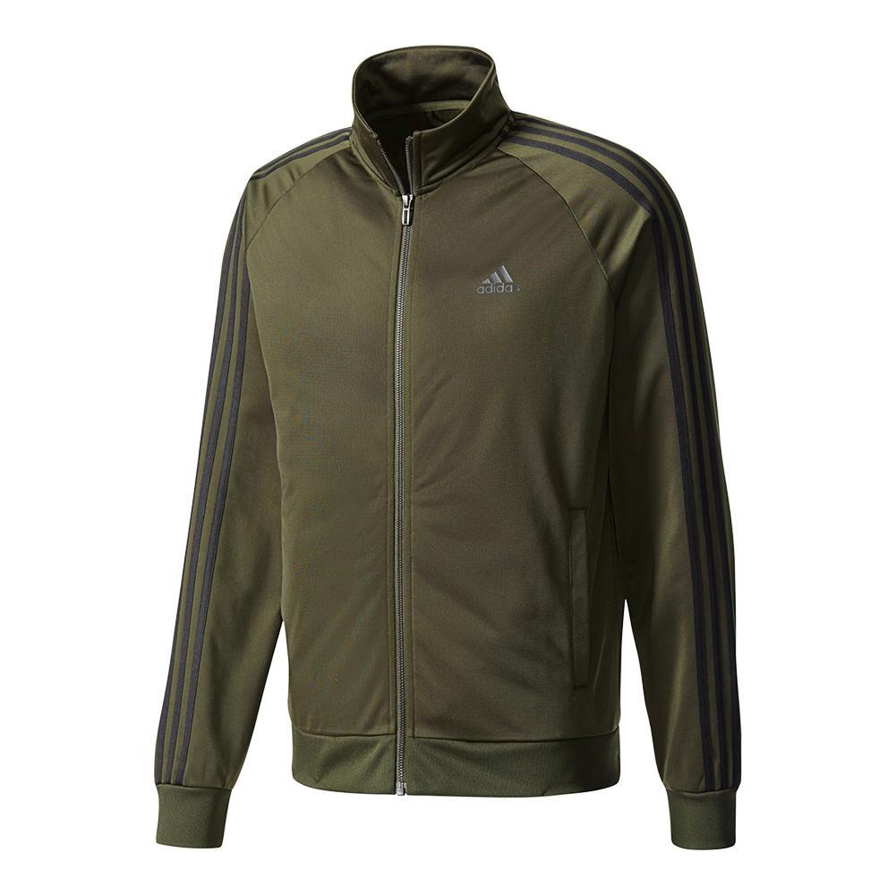 Men's Essentials 3s Tricot Track Jacket Night Cargo