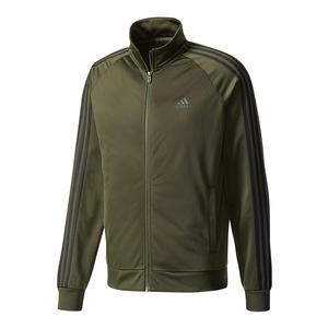 Men`s Essentials 3S Tricot Track Jacket Night Cargo