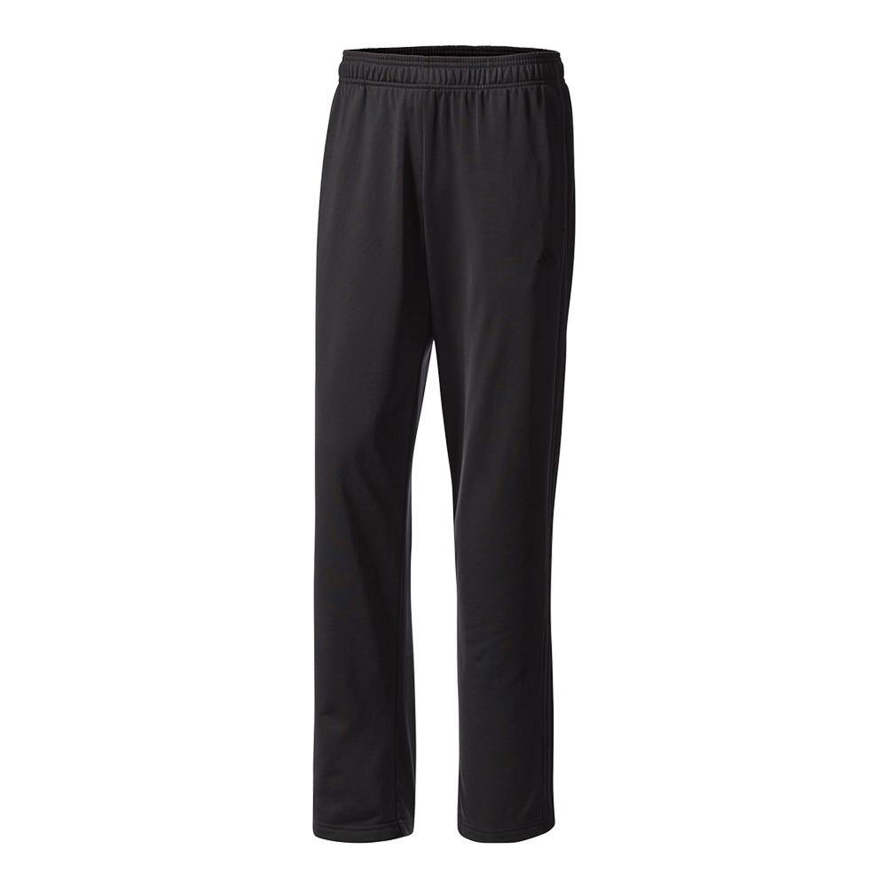 Men's Essentials 3s Regular Fit Tricot Pant Black