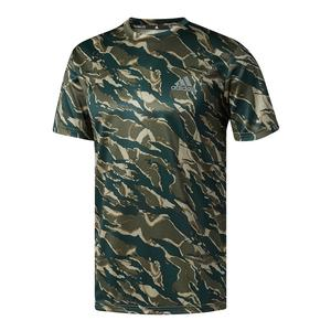 Men`s Essentials Tech Tee Trace Cargo Camo