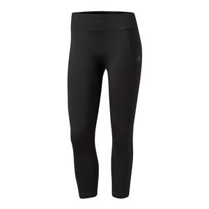 Women`s Performer Mid Rise Three Quarter Tight Black