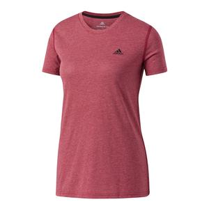 Women`s Ultimate Short Sleeve Tee Mystery Ruby