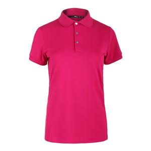 Women`s Tournament Polo Brilliant Magenta
