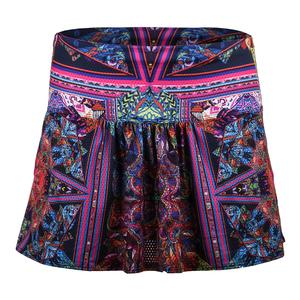 Women`s Athena Pocket Tennis Skort Print