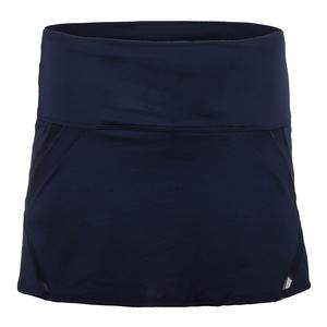Women`s Zipline Tennis Skort Midnight Navy