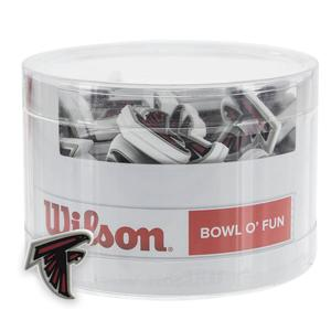 Atlanta Falcons Dampener Bowl 75 Count