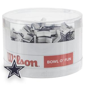 Dallas Cowboys Dampener Bowl 75 Count