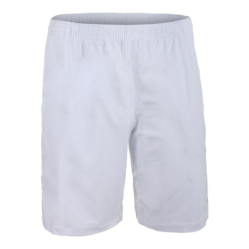 Men's Legacy Knit Tennis Short Bright White