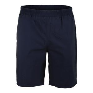 Men`s Accelerate 9 Inch Woven Tennis Short Navy