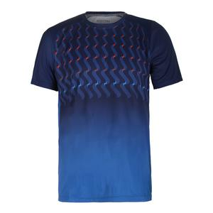 Men`s Dimension Tennis Crew Blue Ox