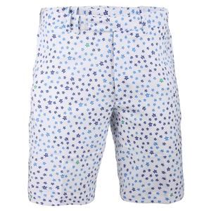 Men`s 4 Way Stretch Printed Short Micro Turtle