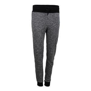 Women`s Mess Around Jogger Pant Black Heather