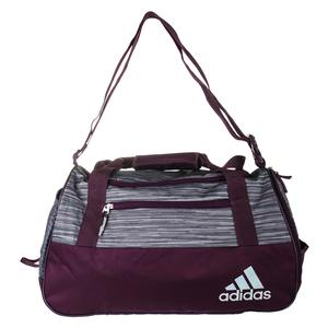 Women`s Squad 3 Duffel Bag Red Night and Onix Looper