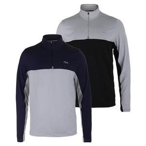 Men`s First Down Half Zip Top