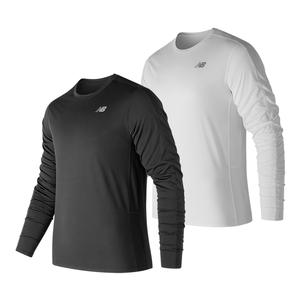 Men`s Accelerate Long Sleeve Tennis Top