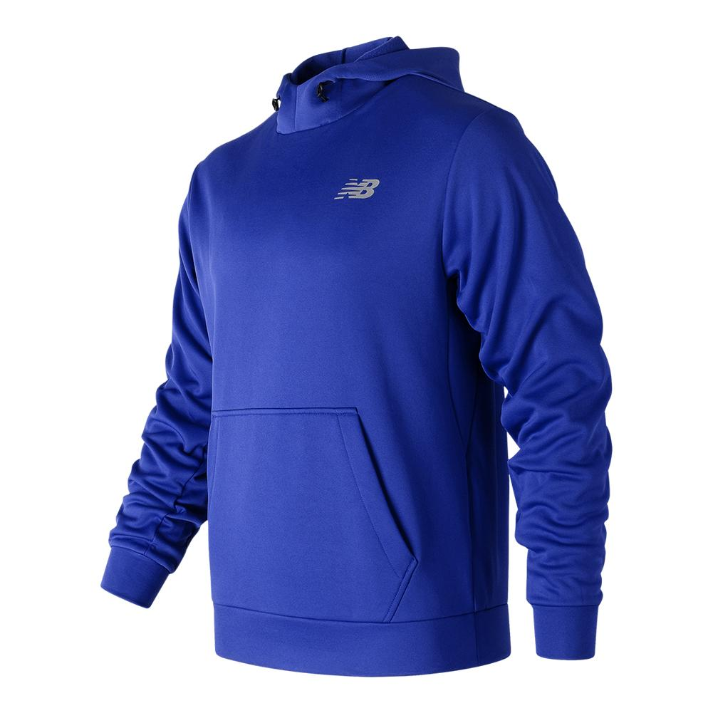 Men's Game Changer Fleece Tennis Hoodie Team Royal