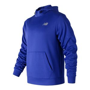 Men`s Game Changer Fleece Tennis Hoodie Team Royal