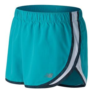 Women`s Accelerate 2.5 Inch Tennis Short PIsces
