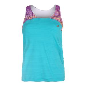Women`s Performance Racerback Tennis Tank Hawaii