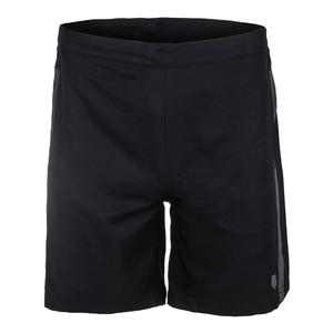 Men`s BB Game Tennis Short Puma Black and Dark Shadow