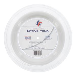 Native Tour 17G Tennis String Reel White