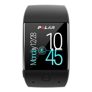 M600 GPS Android Smartwatch Black