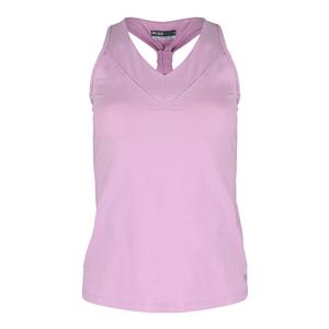 Women`s Bodycon Tennis Tank Dawn Pink