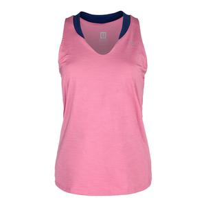 Women`s Love Tennis Tank Cashmere
