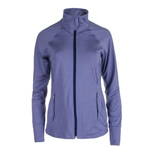 Women`s Slow Burn Tennis Jacket Haze