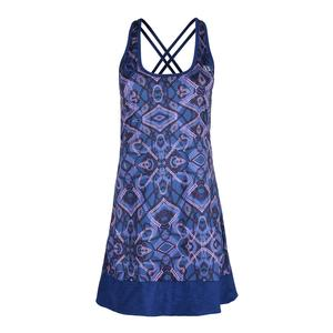 Women`s Ribbon Tennis Dress Primitive Dots Print