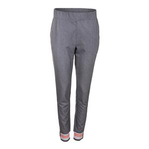 Women`s Game Day Tennis Jogger Charcoal Heather