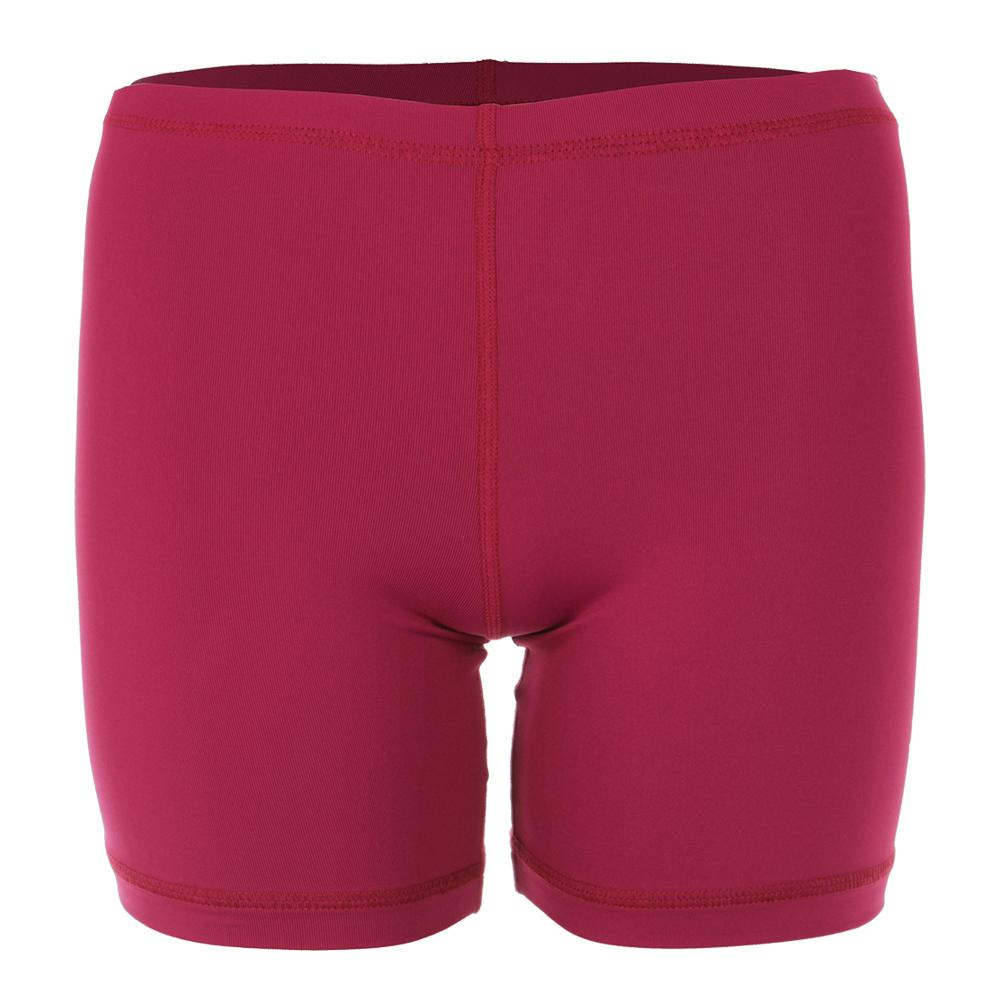 Women's 5 Inch Tennis Shortie Wine