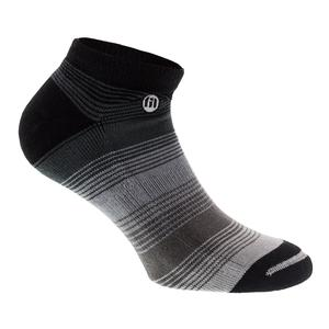Men`s Deven Low Rider Tennis Socks Black