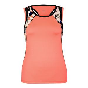 Women`s Alhambra Tennis Tank Sunrise